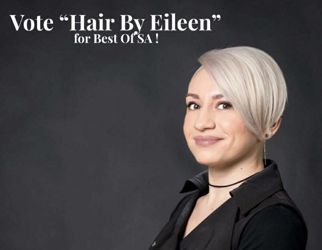 Vote Hair By Eileen for Best Of SA!