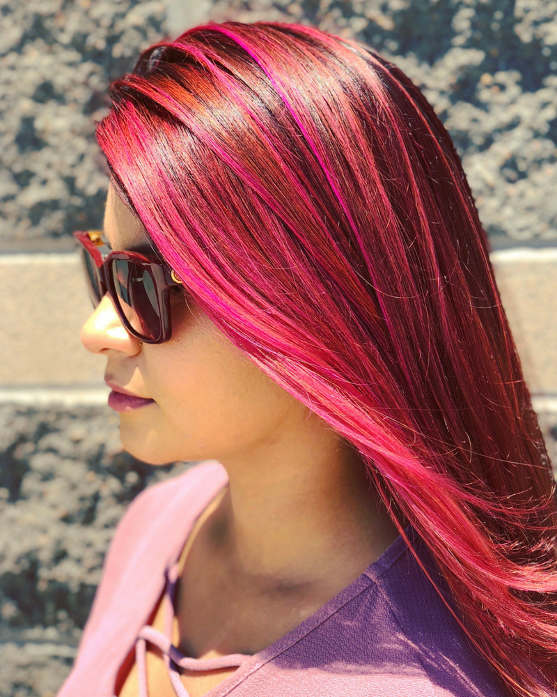 Hair By Eileen - womens color