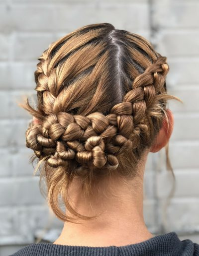 formal styling braids 1