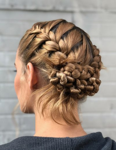 formal styling braids 2