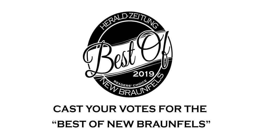 Vote Best of New Braunfels